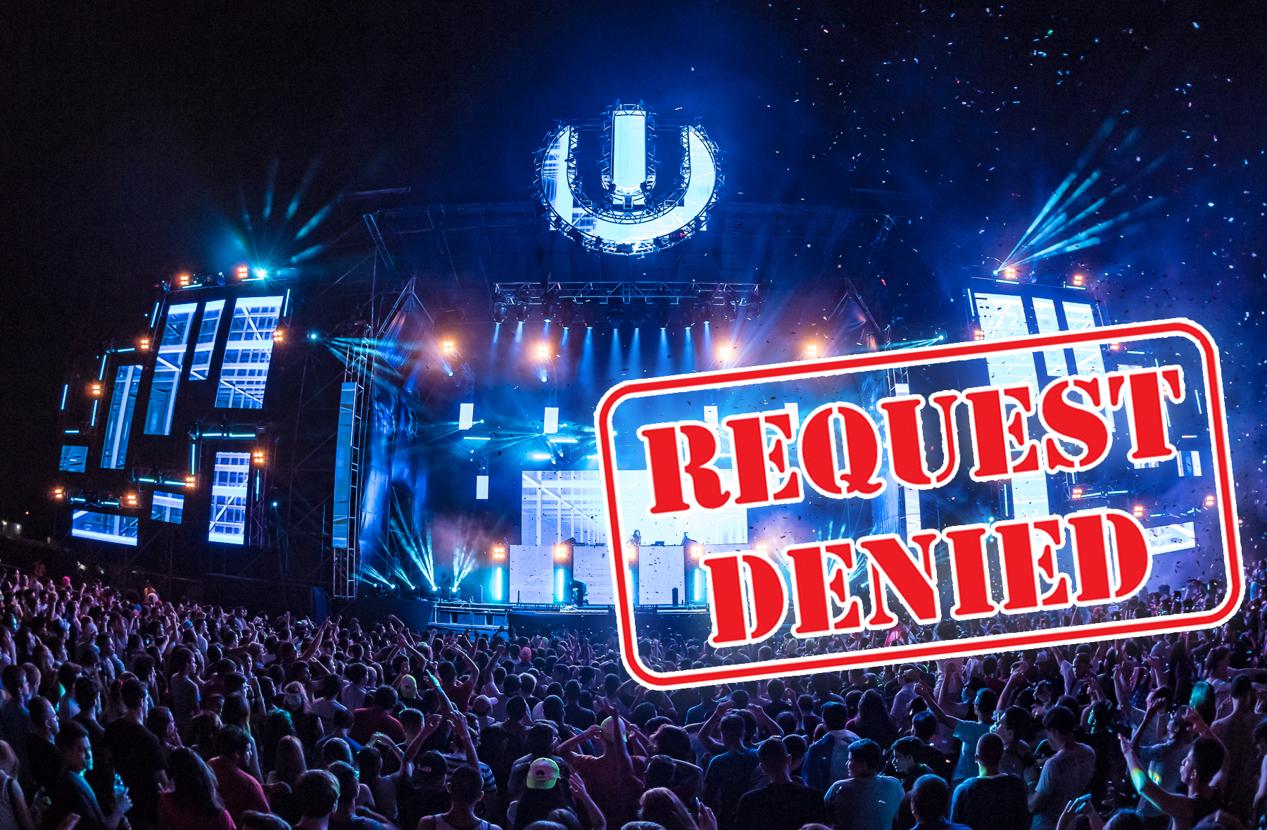 Ultra Music Festival Booted From Bayfront Park - Ultra not in Miami