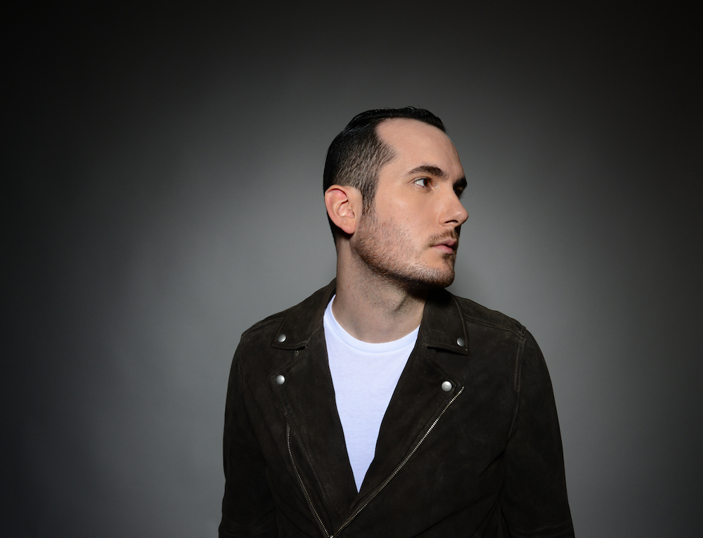 Andrew Bayer at Schimanski